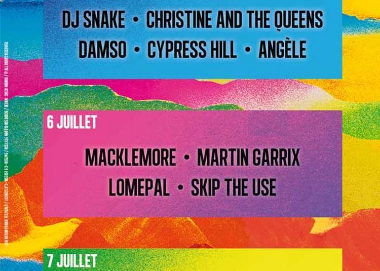 Main Square Festival 2019 Camping 3 Jrs à Arras