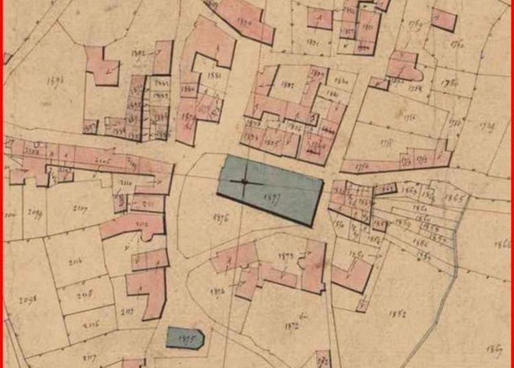 Mairie De Guémené-penfao : Présentation Du Cadastre Napoléonien à Guemene Penfao