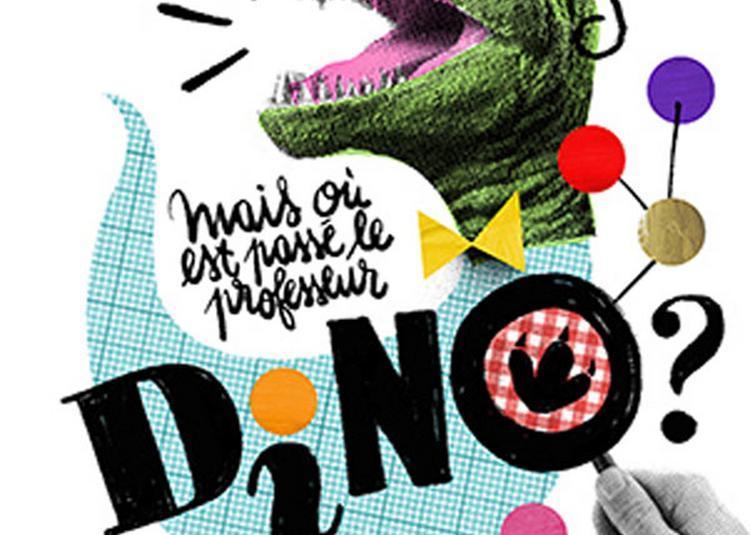 Mais Ou Est Passe Le Professeur Din à Paris 18ème