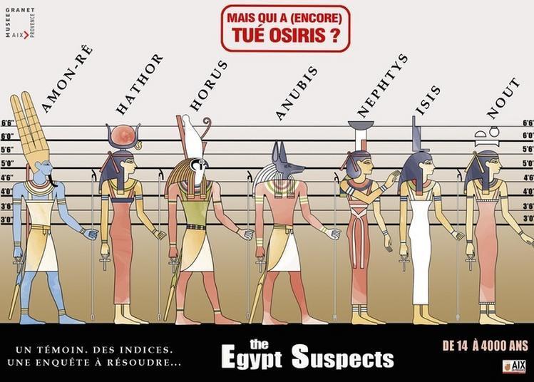 Mais Qui A (encore) Tué Osiris ? à Aix en Provence