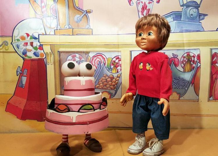 La Maison de Sucre - Spectacle de marionnettes à fils à Lens