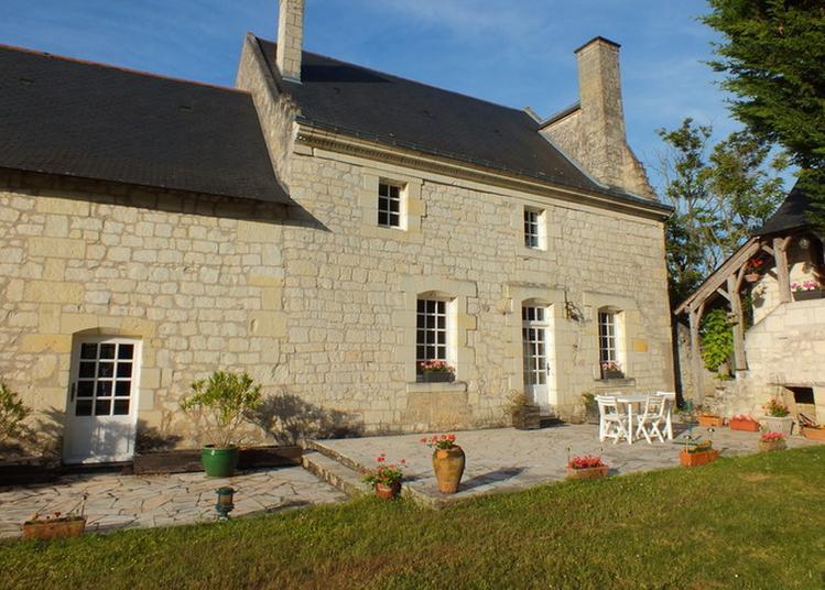 Maison Seigneuriale à Brossay