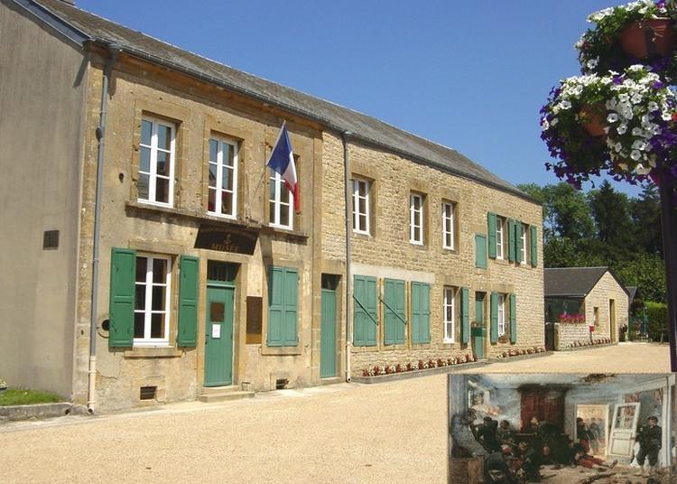 Maison Symbole D'un Combat De La Guerre De 1870. à Bazeilles