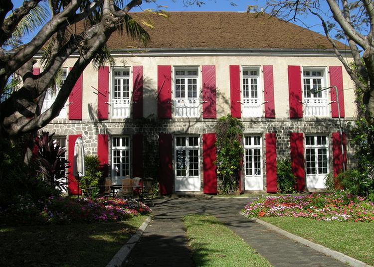 Maison Vasseur, Inscrite Au Titre Des Monuments Historiques Depuis 1989 à La Chaloupe