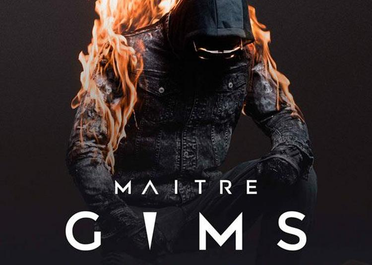 Maitre Gims à Epernay