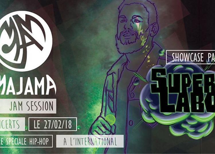 Majama Jam Session ft. Superlabo à Paris 11ème