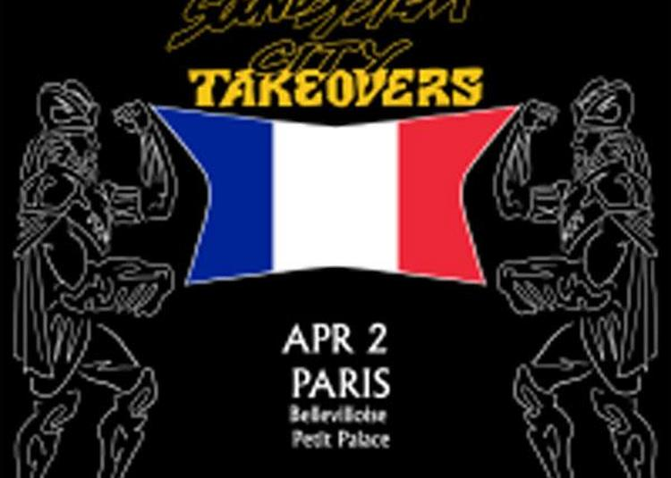 Major Lazer à Paris 20ème