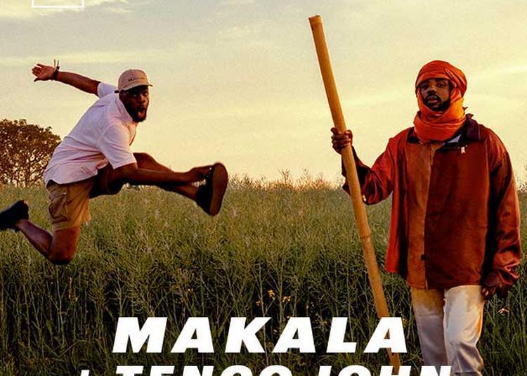 Makala et Tengo John à Villeurbanne