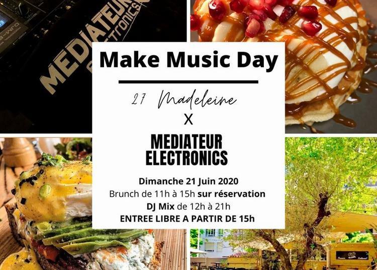 Make MUSIC Day à Lyon