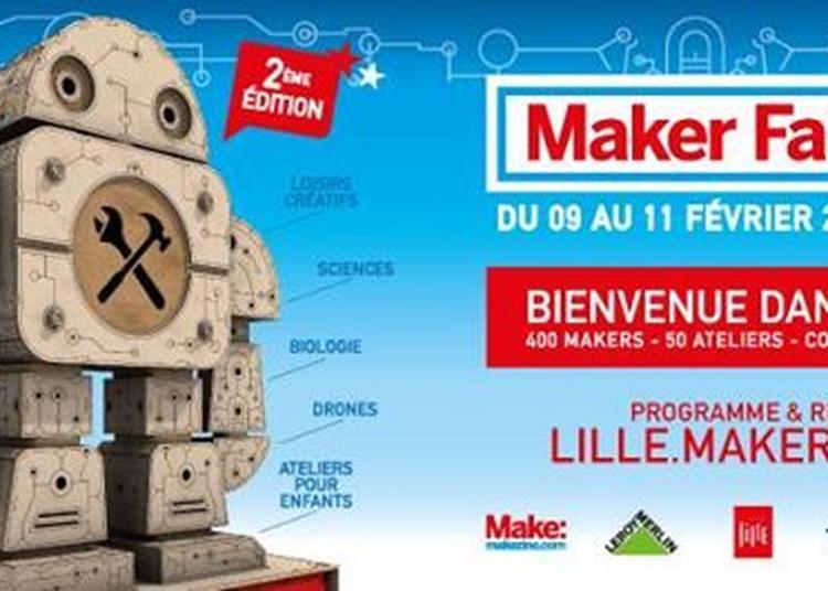Maker Faire Lille