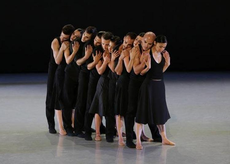 Malandain Ballet Biarritz à Boulogne Billancourt