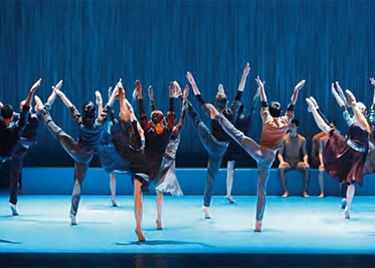 Malandain Ballet Biarritz Noe à Istres