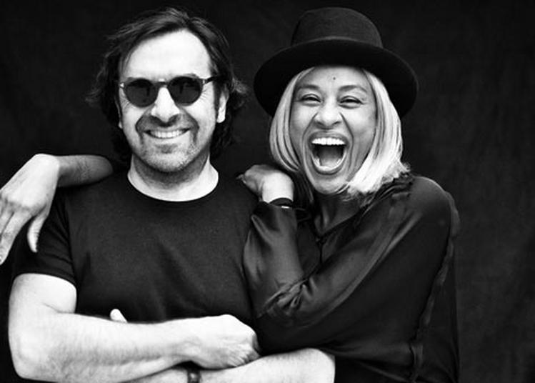 Malia & Andre Manoukian à Tremblay en France
