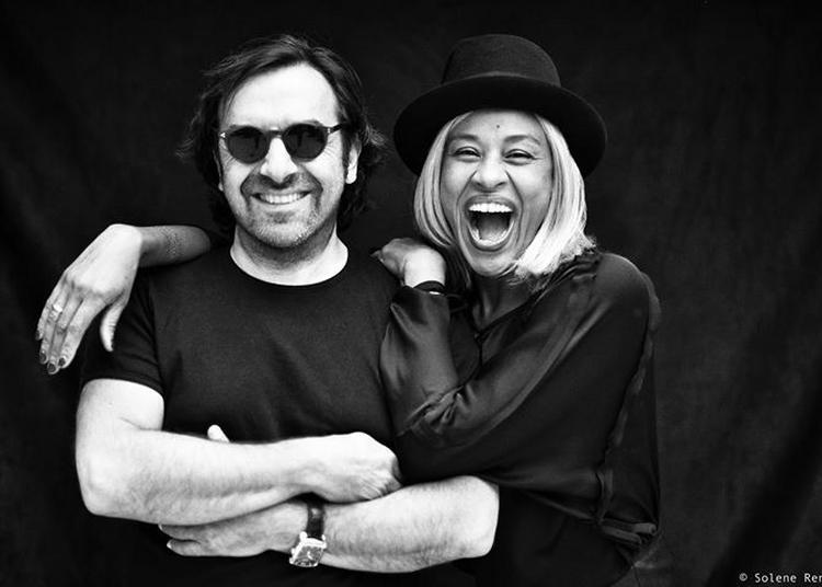 Malia & André Manoukian à Tremblay en France