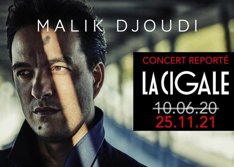 Malik Djoudi à Paris 18ème