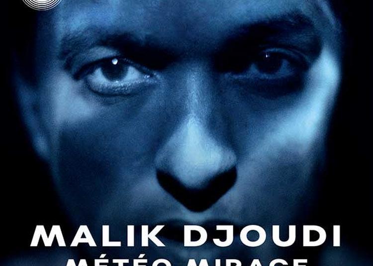Malik Djoudi - Club Transbo à Villeurbanne