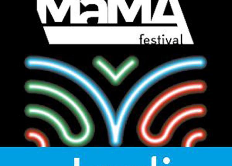 Mama Festival - Pass 1 Jour Jeudi à Paris à Paris 18ème