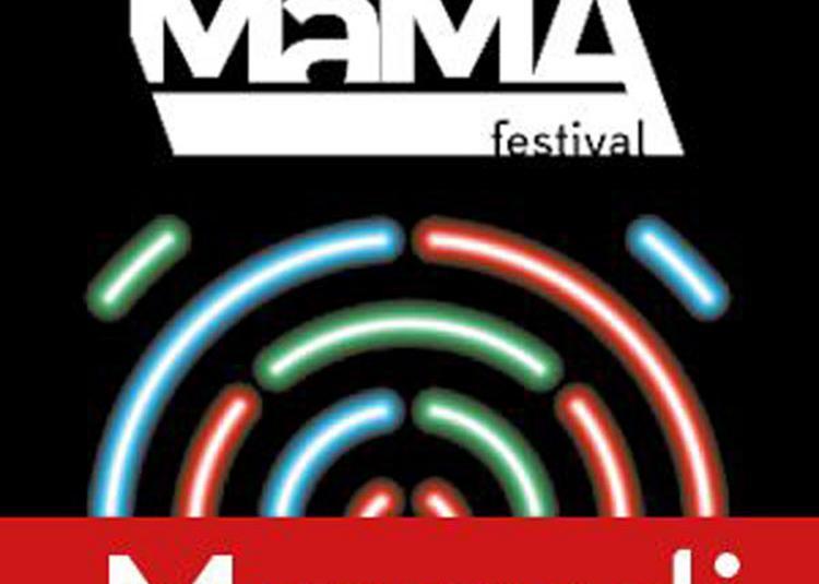 Mama Festival - Pass 1 Jour Mercredi à Paris 18ème