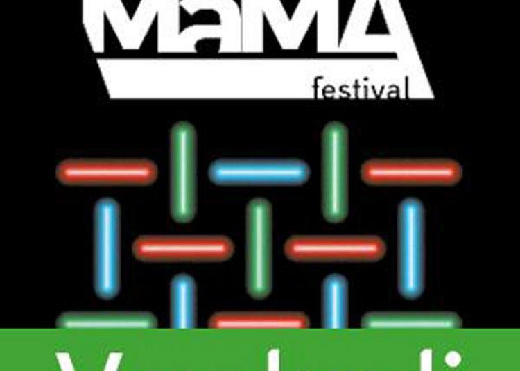 Mama Festival - Pass 1 Jour Vendredi à Paris 18ème