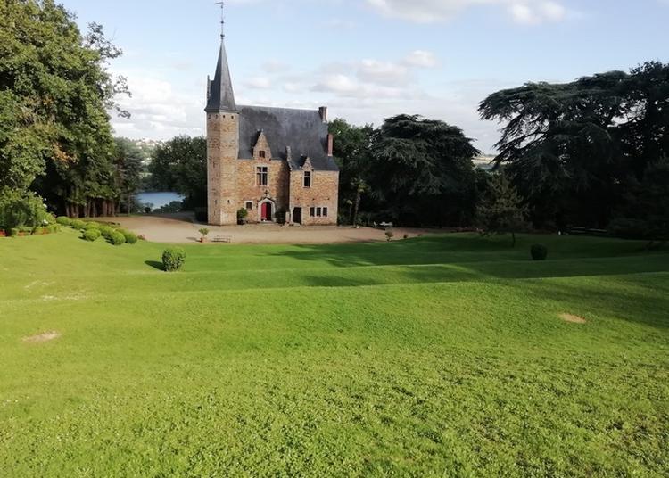 Manoir Et Parc De La Vignette à Le Cellier