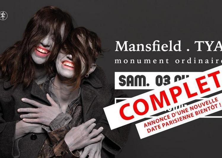 Mansfield Tya à Paris 20ème