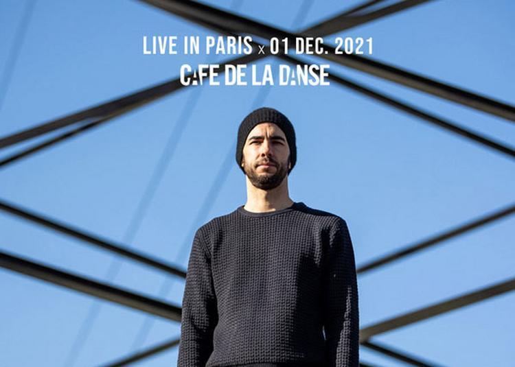 Manu Delago à Paris 11ème