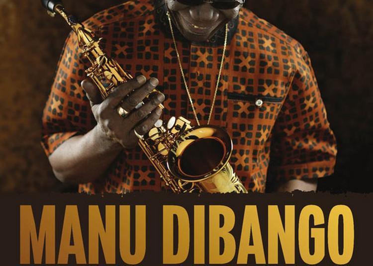 Manu Dibango à Sausheim