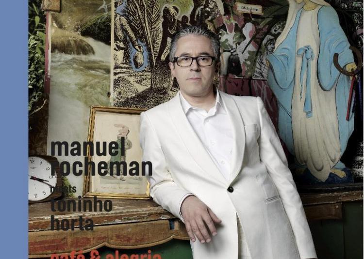 Manuel Rocheman Trio à Marseille
