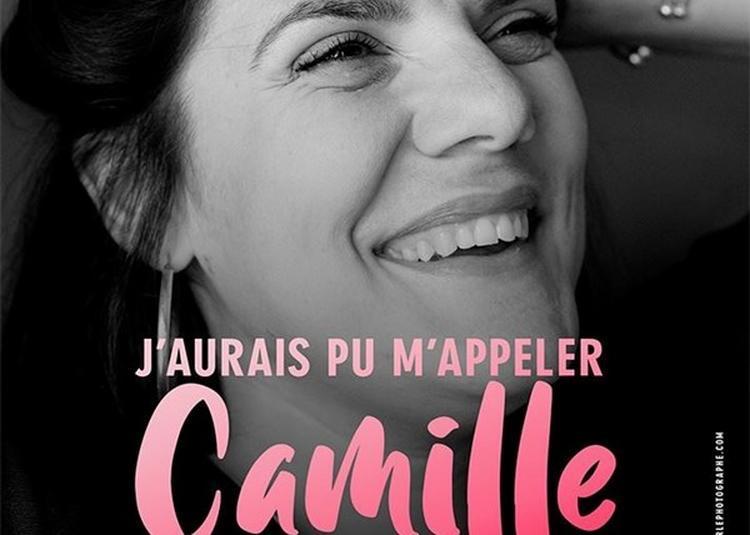 Mapie Nalbandian Dans J'Aurais Pu M'Appeler Camille à Paris 11ème