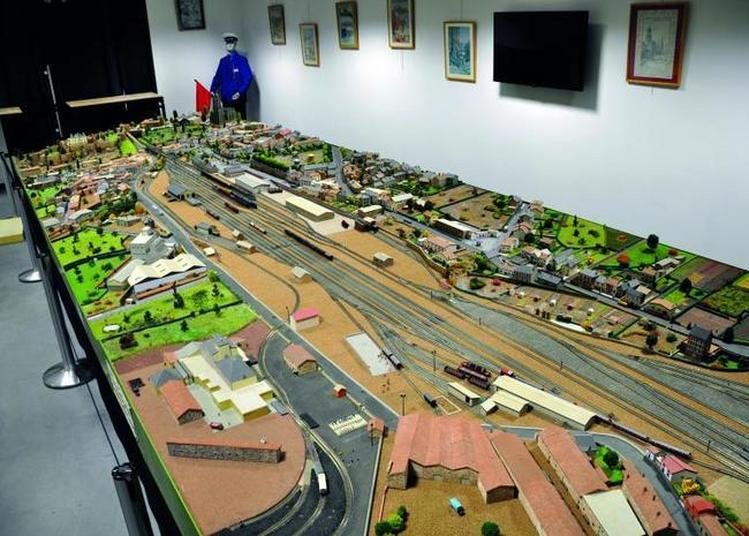 Maquette Ferroviaire  Animée à Bressuire