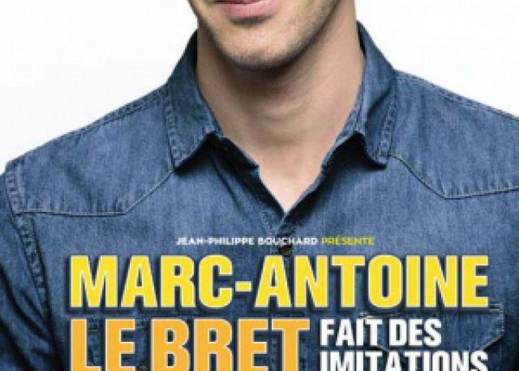Marc Antoine Le Bret à Quimper