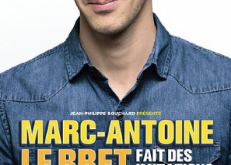 Marc Antoine Le Bret à Voiron