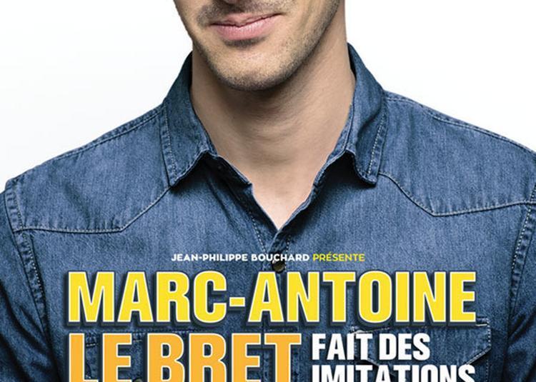 Marc Antoine Le Bret à Saint Galmier
