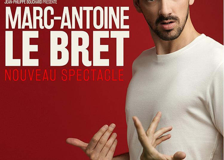 Marc-Antoine Le Bret à Saint Dizier