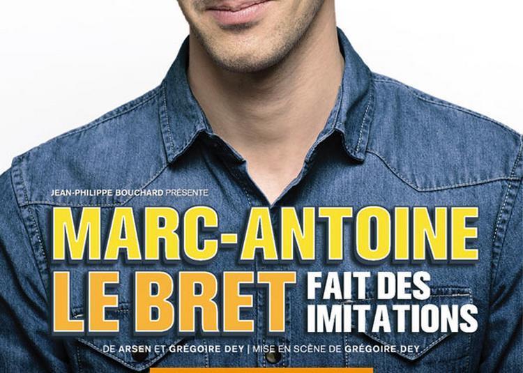 Marc-Antoine Le Bret à Vierzon