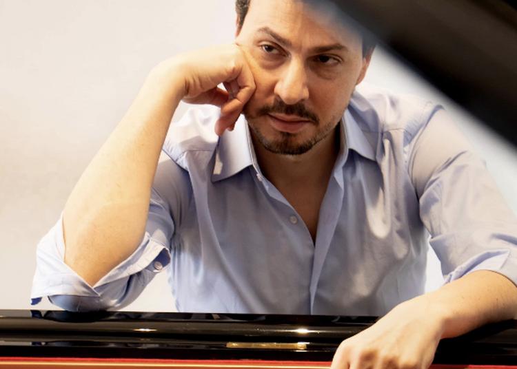 Marc Benham Trio à Paris 1er