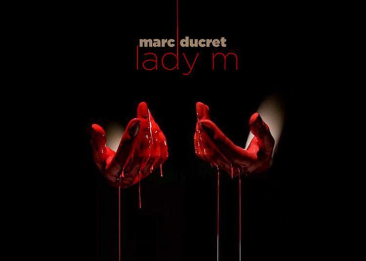 Marc Ducret  Lady M à Paris 11ème