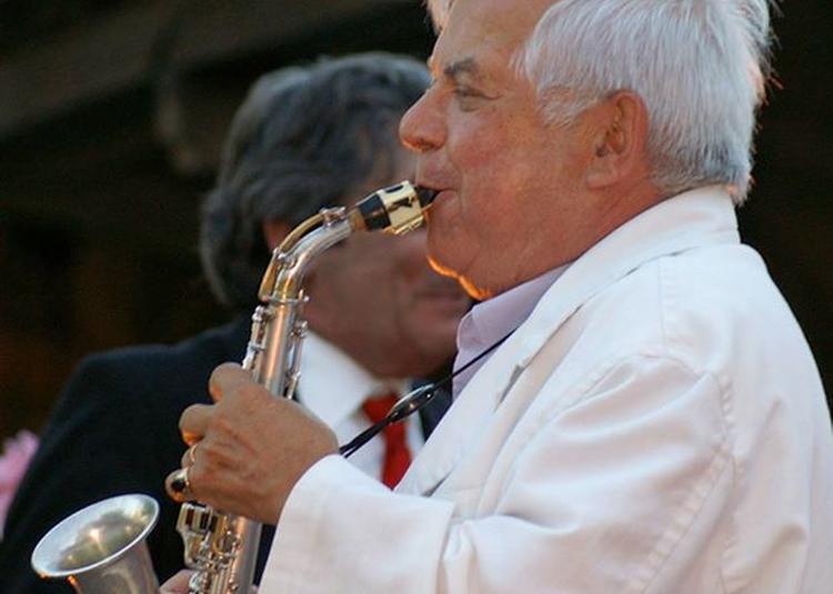 Marc Laferrière & son New Orleans Jazz Quintet à Paris 5ème