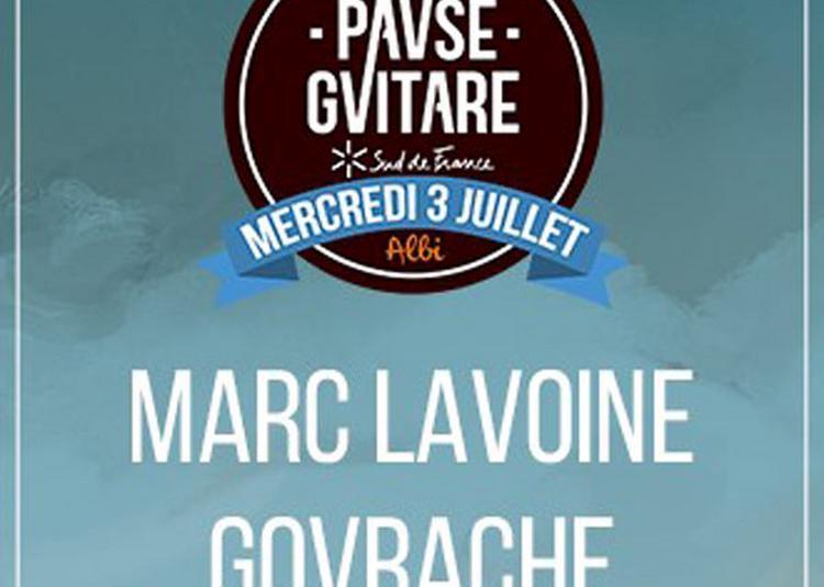 Marc Lavoine + Govrache à Albi