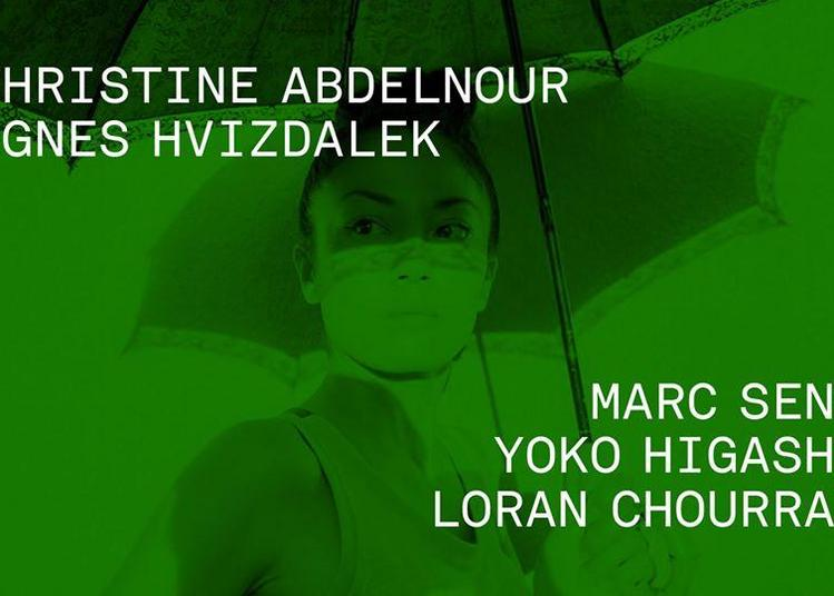 Marc Sens, Yôko Higashi, Loran Chourrau - en soirée partagée avec Christine Abdelnour & Agnes Hvizdalek | GMEA /Albi à Toulouse