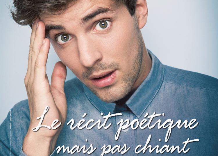 Marc Tourneboeuf - Le Récit Poétique à Paris 3ème
