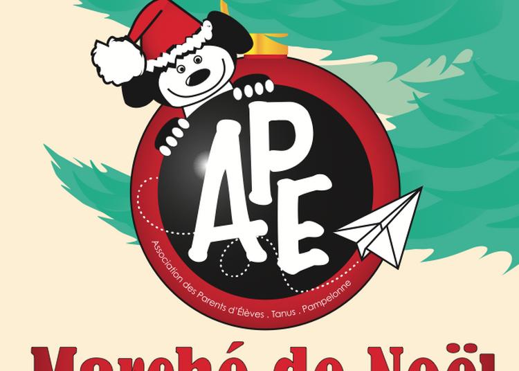 Marché de Noël APE Tanus Pampelonne
