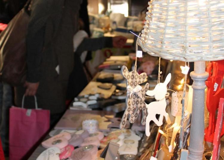Marché de Noël artisanal d'Oudon