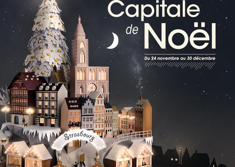 Marché de Noël de Strasbourg 2017