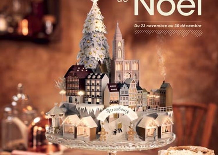 Marché de Noël de Strasbourg 2018