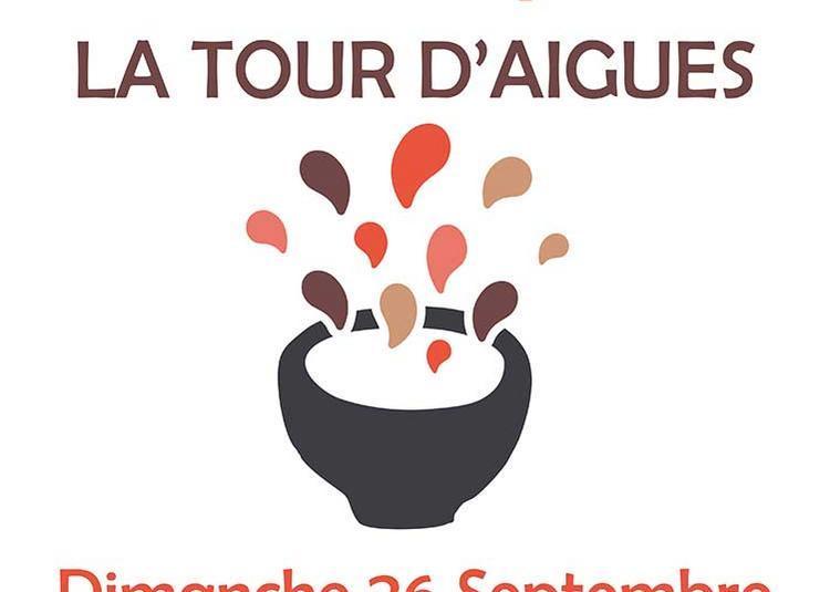 Marché Potier de La Tour d'Aigues 20ème édition