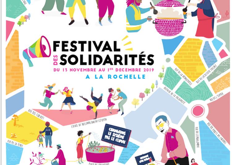 Marché solidaire à La Rochelle
