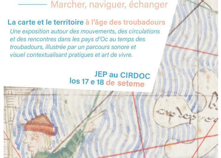 Marcher, Naviguer, Échanger. La Carte Et Le Territoire à L'âge Des Troubadours à Pau