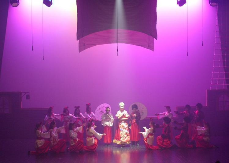 Marco Polo Et La Princesse De Chine à Boulogne Billancourt