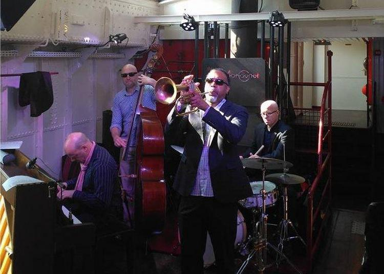 Gilles Seemann Quartet avec Ronald Baker à Paris 4ème